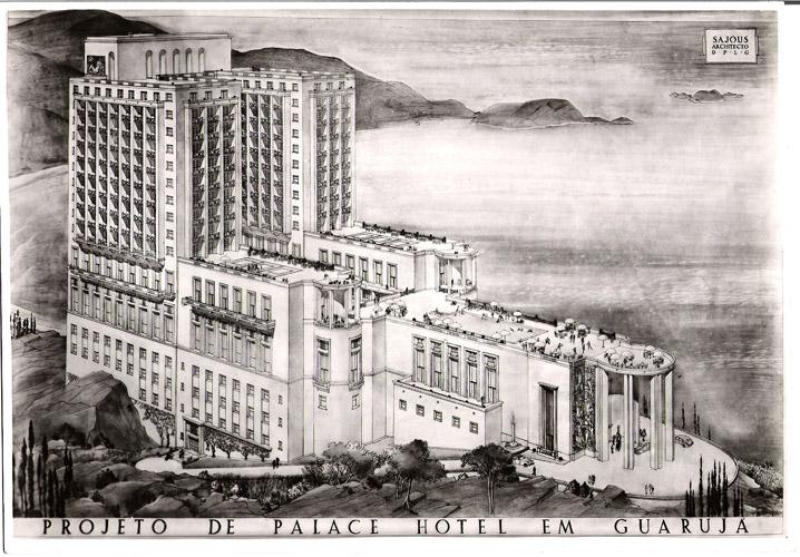 projet palace hotel guaruja edmondo-doc yves sajous-rectop